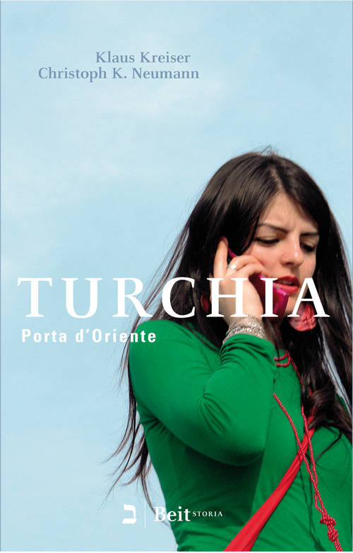 copertina di &quot;Turchia. Porta d'Oriente&quot;